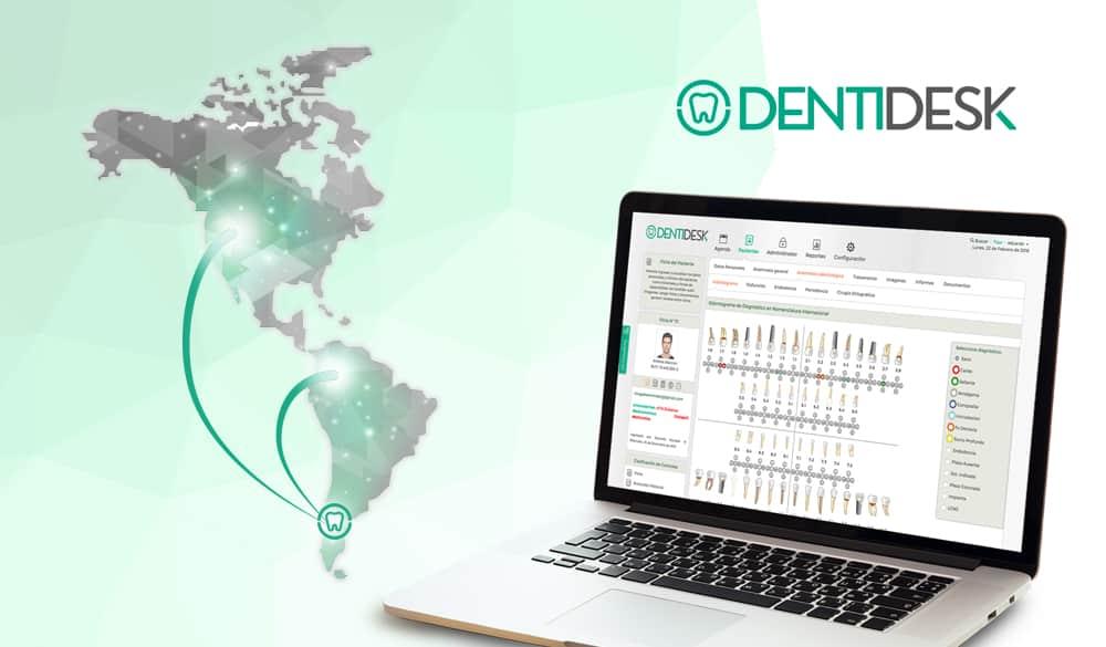DENTIDESK amplía sus operaciones a América Latina y los EE.UU.