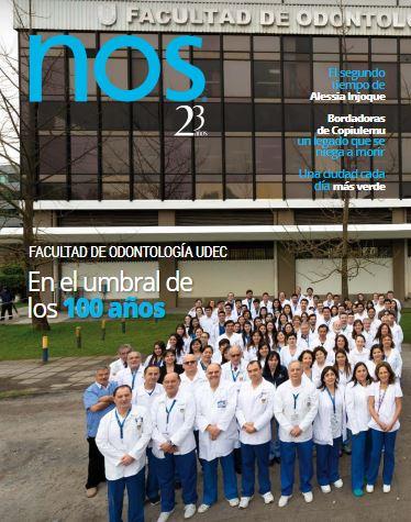 Revista NOS: DENTIDESK, Tecnología para los profesionales del futuro