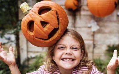 Sencillos consejos para cuidar los dientes de los niños en Halloween y disfrutar sin preocupaciones